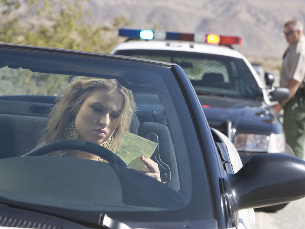 Is a Speeding Ticket Slowing You Down?